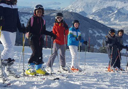Skiprojekt Maria Alm – Stadtteilschule Stellingen