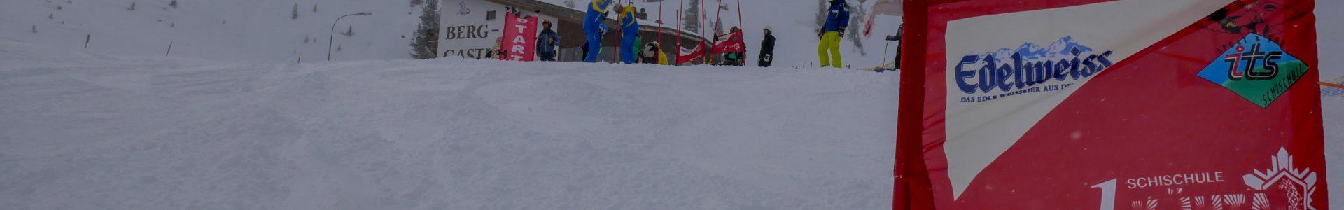 Die Skischule St. Pauli bei den Hamburger Schneetagen 2019