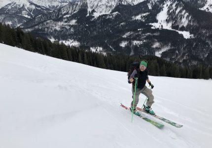 Skitourenworkshop für Einsteiger