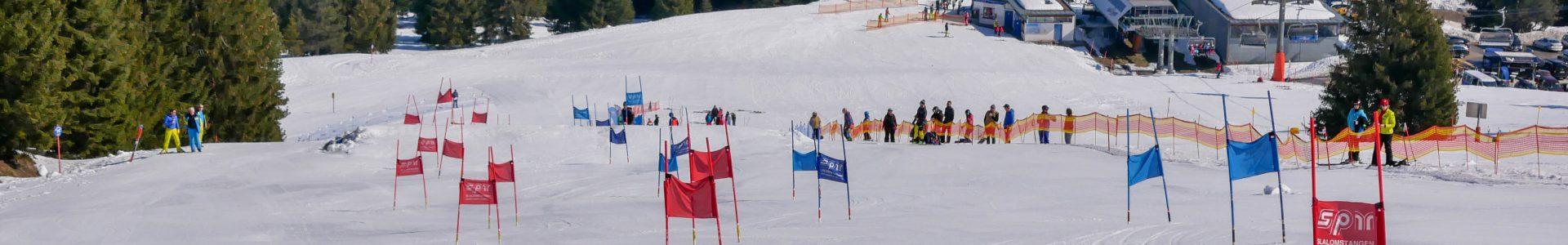 Rennteam bei 29. Alpiner Sportwoche in Hochkrimml