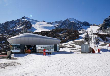 Zahlreiche SSSP Teilnahme an Ausbildungs- und Trainingsfahrten auf dem Pitztaler Gletscher